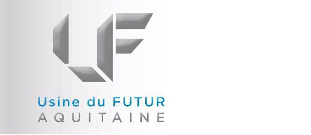logo Usine du future Aquitaine